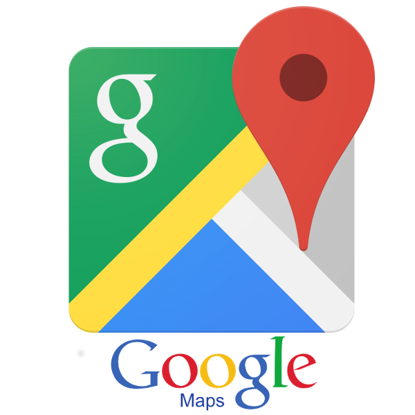 Logotipo de Google Maps