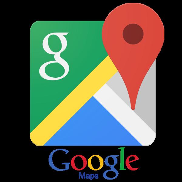 Logotipo de Google Maps