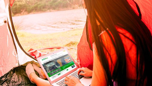 Wikiloc. Crea y comparte tus rutas al aire libre.