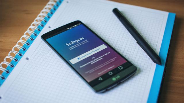 Instagram, argazkiak atera eta partekatu zure unerik onenak