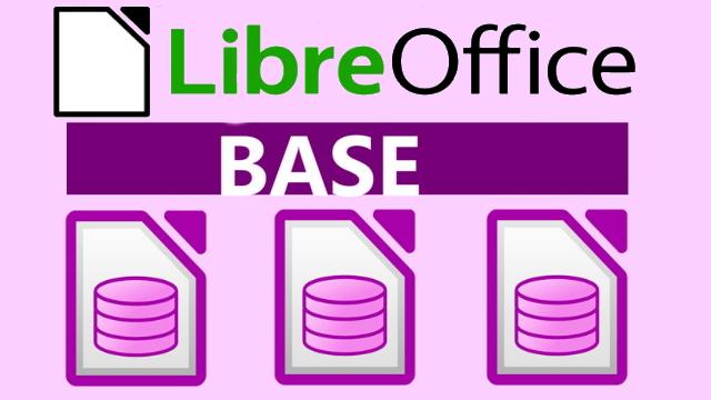 LibreOffice Base. Iniciación a las bases de datos