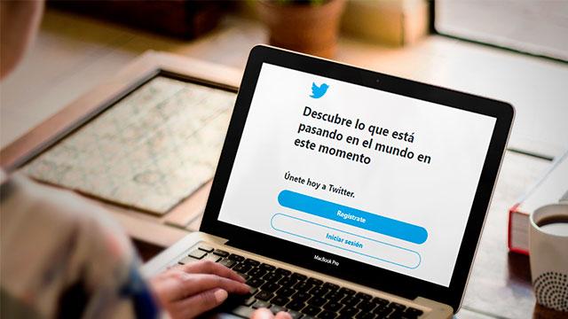 Twitter. La información al instante